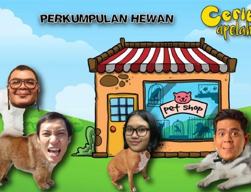 Cerita Apelah : Pet Shop