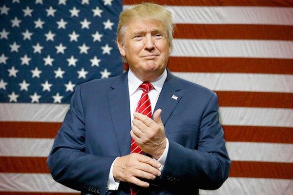 Radio Anak Muda_Donald Trump