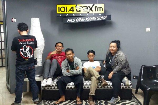 Radio Anak Muda_ Indonesia Ghost Hunter