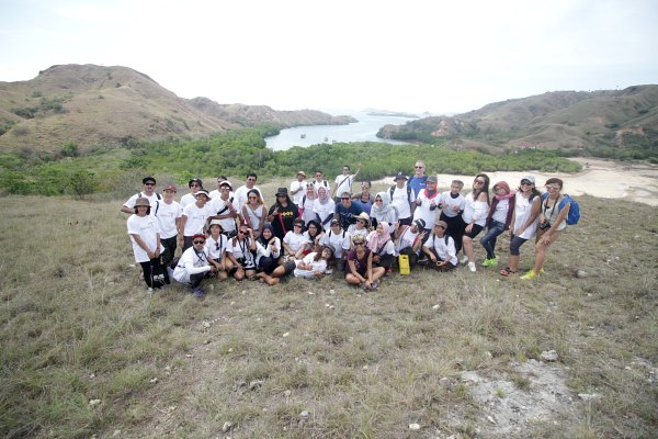 Radio Anak Muda_Taman Nasional Komodo