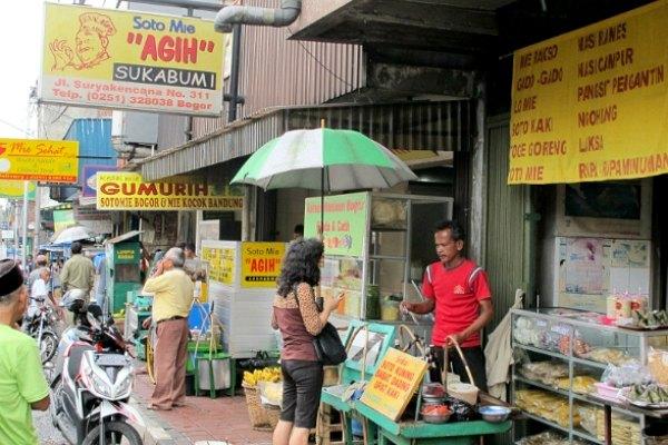 Melancong Ke Bogor Yuk Wisata Kuliner Di Gang Aut Trax Fm
