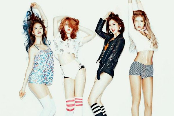 KPop_Wonder Girls