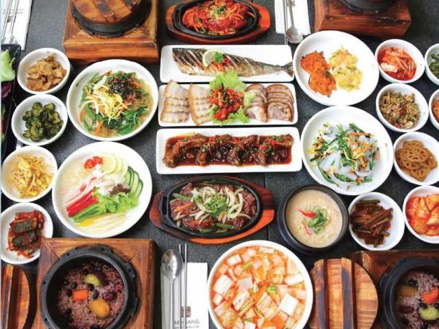 Dunia KPop_korean food