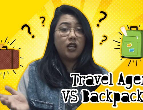 #KSCorner jalan-jalan ke Korea – Travel Agent VS Backpacking