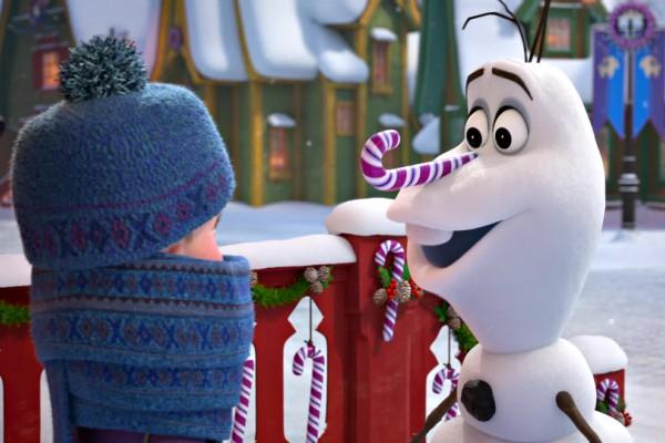 Radio Anak Muda_Olaf's Frozen Adventure