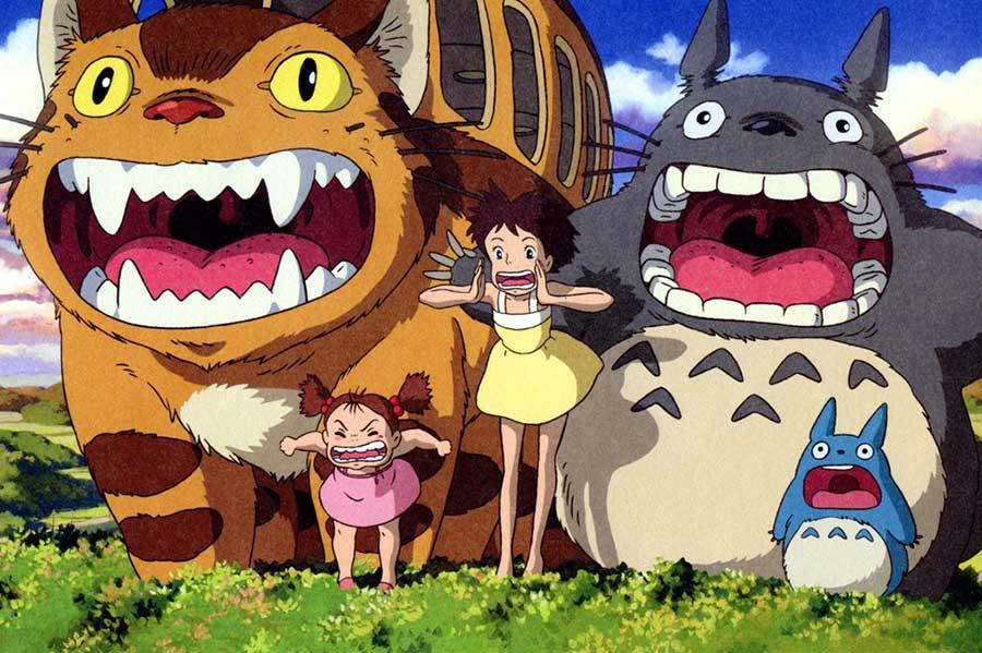 Radio Anak Muda_Studio Ghibli