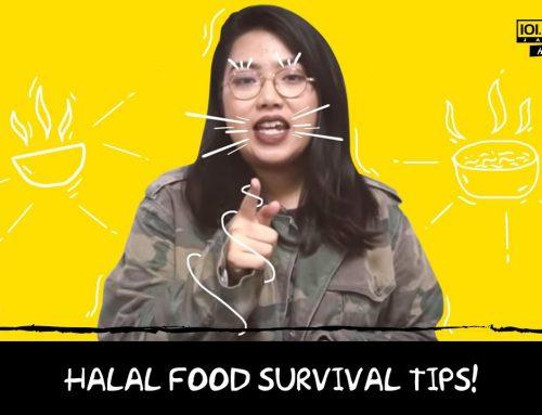 #KsCorner jalan-jalan ke Korea! Halal food survival tips!