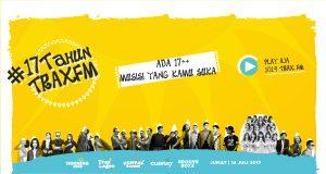 Radio Anak Muda_17TahunTraxFM