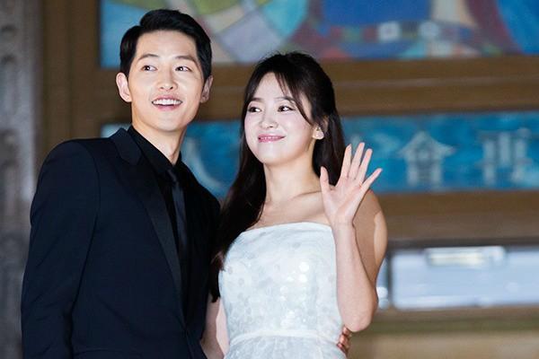 Berita KPop_Song Joong Ki dan Song Hye Kyo