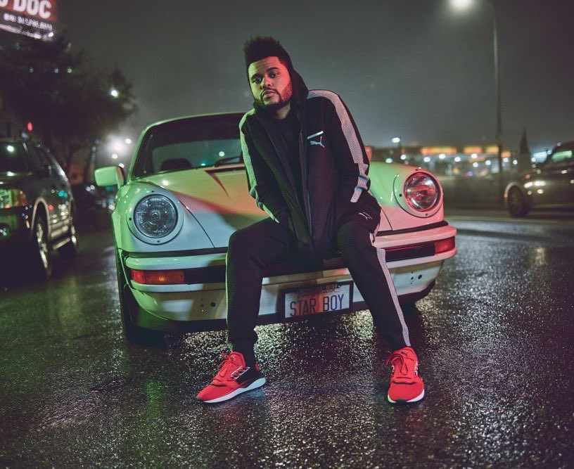 Radio Anak Muda_The Weeknd