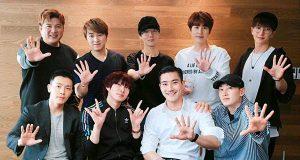KPop group_Super Junior