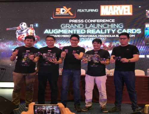 Game Marvel karya anak bangsa