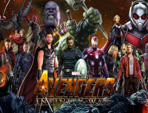 Avengers: Infinity War menjadi sarang superhero