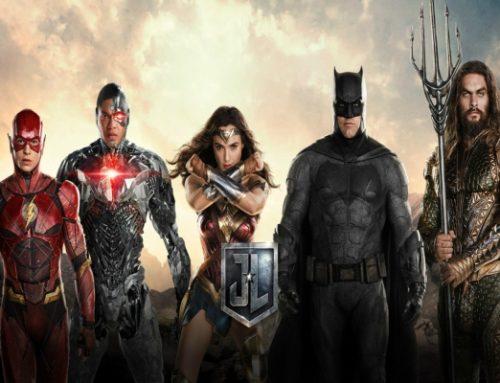 DC perkenalkan superhero baru lewat Justice League
