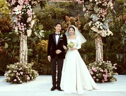 Fakta menarik dibalik pernikahan Song Song couple!