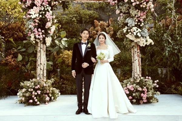 Berita KPop_Song song couple