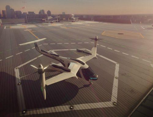 Keren, solusi atasi macet dari UBER: Flying Car