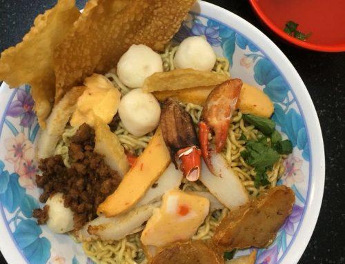 Menelusuri jejak kuliner Aruna di Singkawang