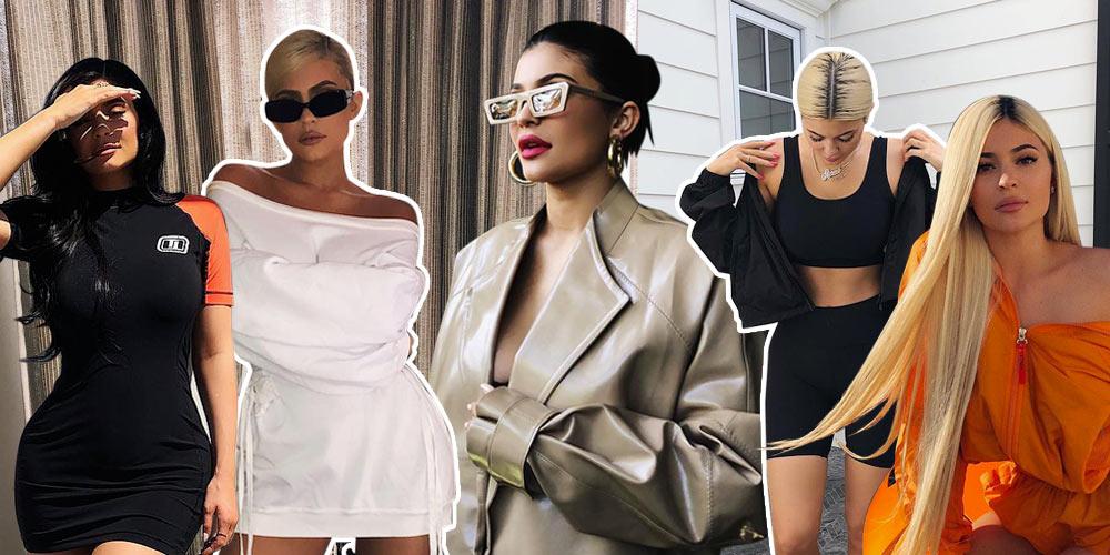 Ini 10 Aksi Trendi Kylie Jenner yang Bisa Kamu Tiru!
