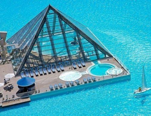 10 Kolam renang paling menakjubkan di dunia, yang terakhir keren sih!