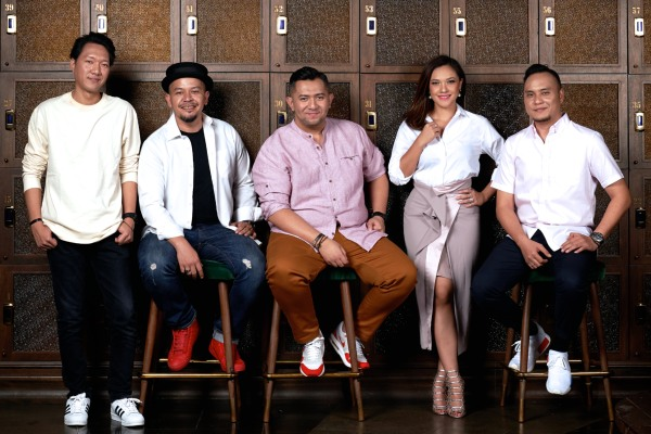 Grup band Ecoutez rilis single Lagu Cinta