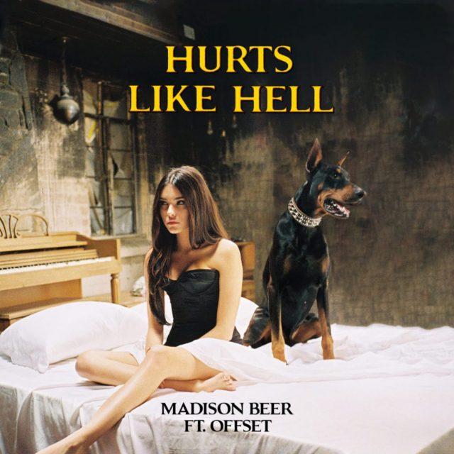 Lirik Lagu Hurts Like Hell dari Madison Beer ft Offset