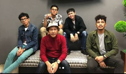 Brandals di radio anak muda Trax FM