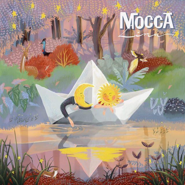 Lirik lagu Aku dan Kamu dari Mocca