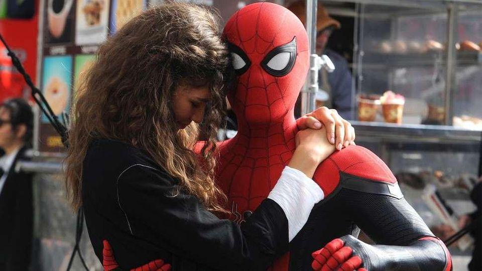 Spiderman Far Home Coming