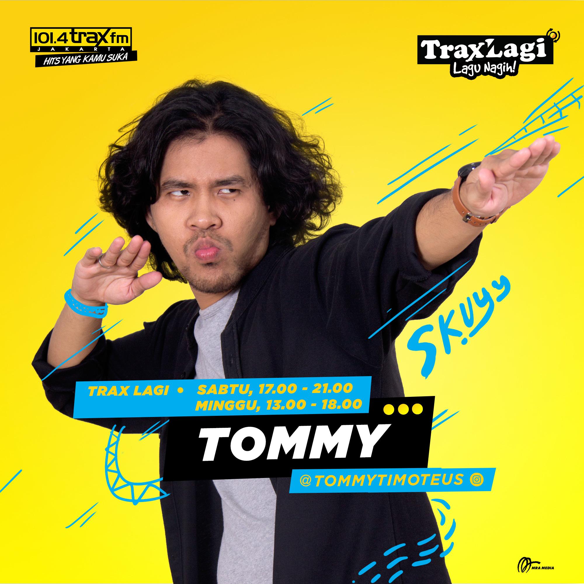 Tommy Timoteus