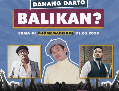 Homemade Idol Pertama di Indonesia! The 1st Talent Show Made From Home: Homemade Idol.