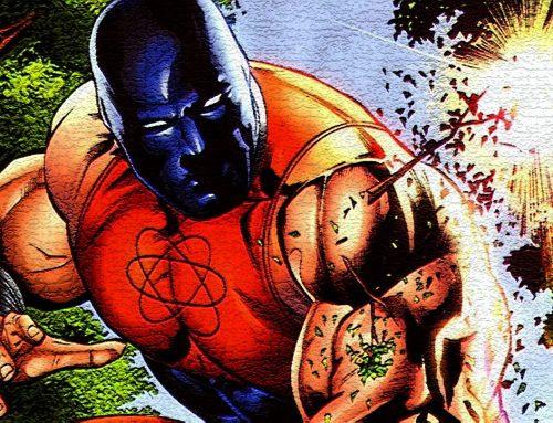 """Ini Dia, Aktor Pemeran """"Atom Smasher"""" di Film """"Black Adam""""!"""