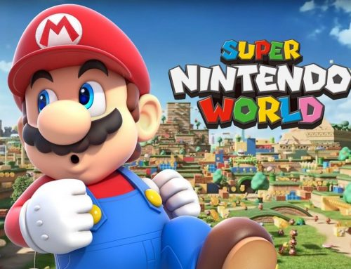 Gokil! Super Nintendo World Bakalan Buka di Universal Studio Jepang!