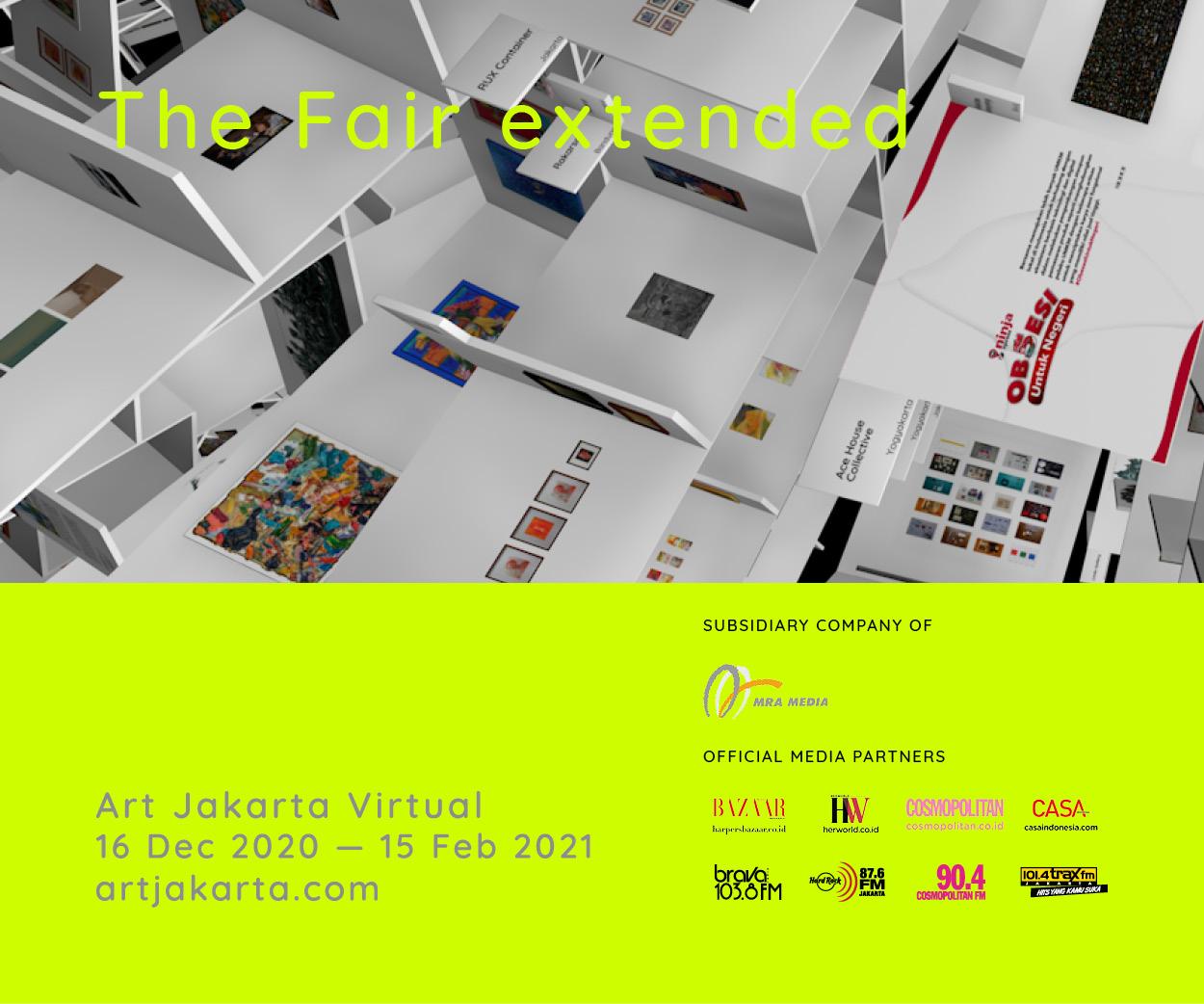 ART JAKARTA 2020 PHASE 2