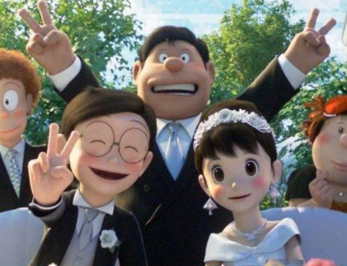 Heboh Nobita Nikah, Ini Dia Pengisi Suara Doraemon Pertama Kali!
