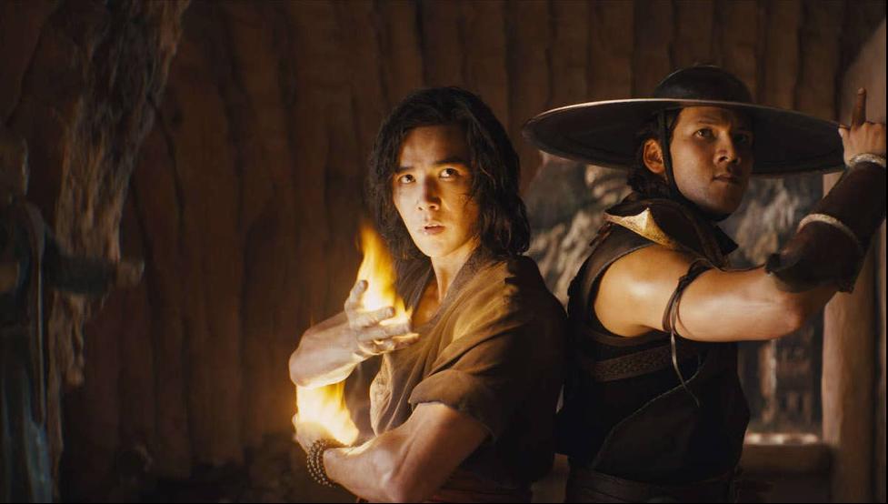 Joe Taslim di Trailer Mortal Kombat