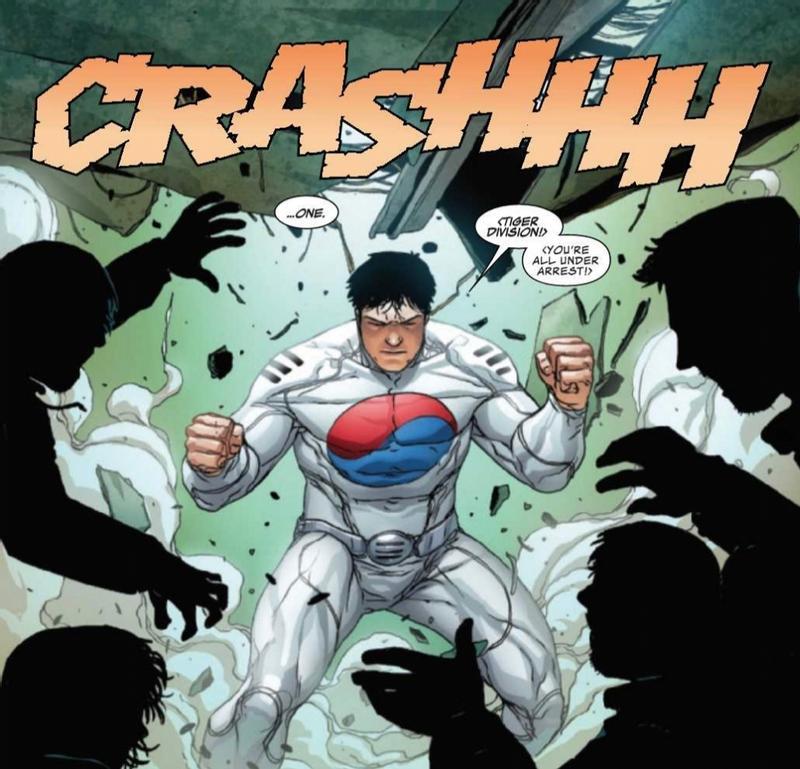 Marvel Hadirkan Superhero Dari Korea,