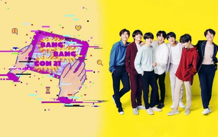 Line Up Bang Bang Con 2021
