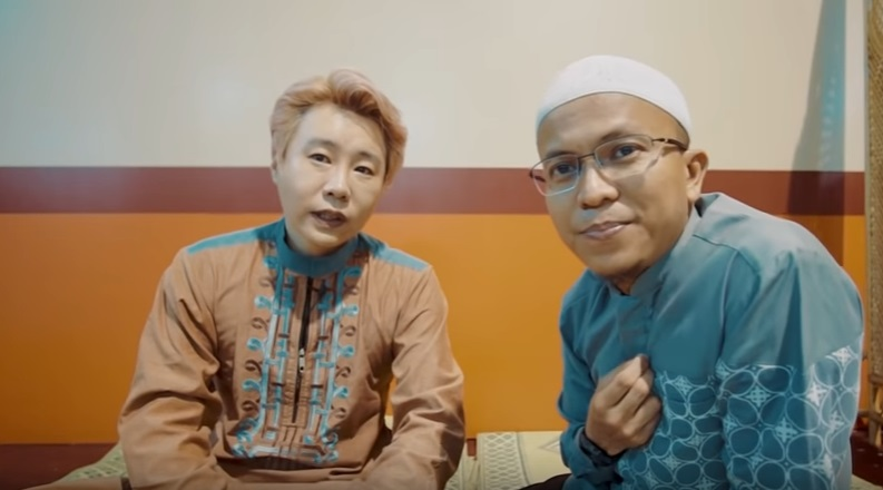Idol Youtuber Korea Jalani Puasa