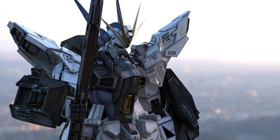 Netflix Film Live-Action Gundam