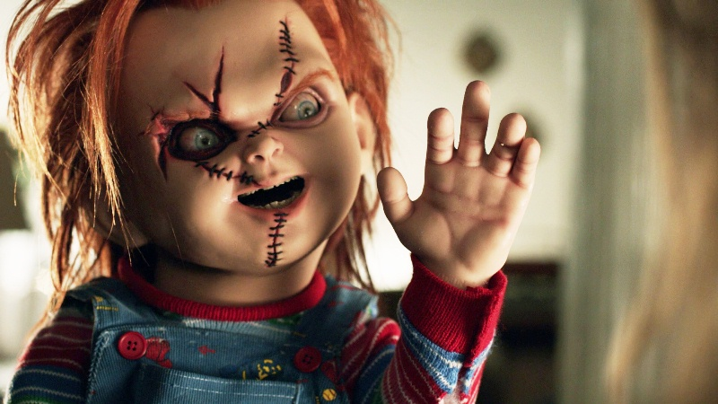 boneka chucky kembali meneror