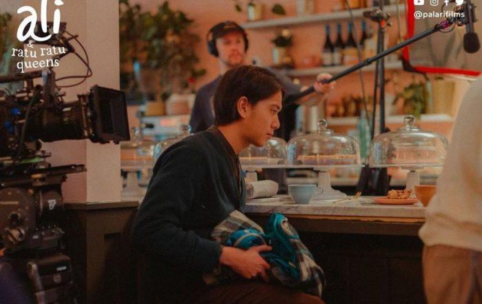 Ali & Ratu-Ratu Queens Tayang di Netflix