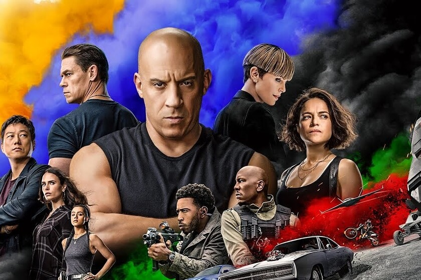 Mobil Fast Furious Dicasting