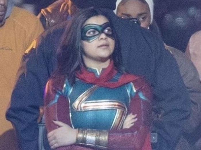 ms. marvel superhero muslim pertama