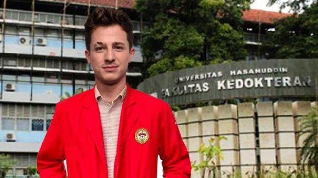 Charlie Puth Lulus Di Fakultas Kedokteran Universitas Hasanuddin