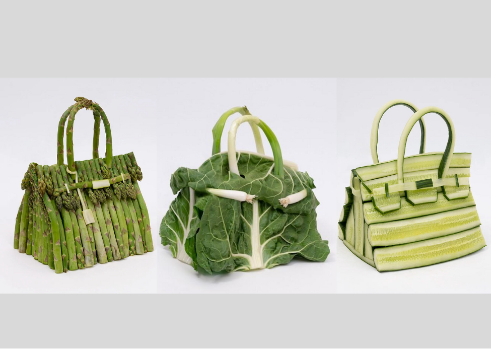 Hermès Bikin Tas Branded Dari Sayuran Asli