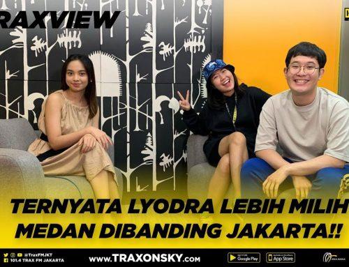 INTRAXVIEW: Nyanyiin Lagu Melly Goeslaw, Lyodra Kalah Lomba!