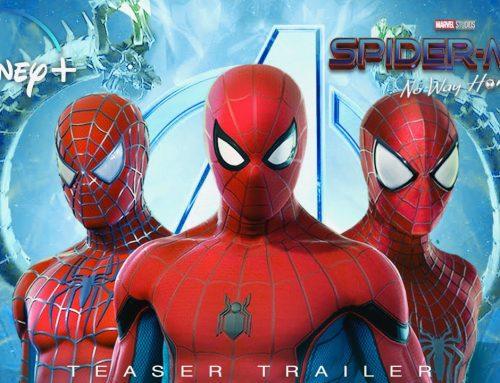 Sony Picture Brazil Bagikan Teaser 'Spider-Man No Way Home', Bakal Rilis Trailer?