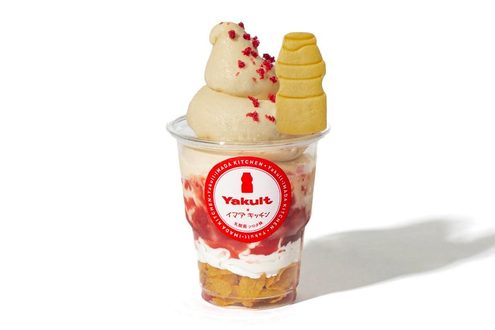 Yakult Bikin Es Krim Probiotik Untuk Musim panas