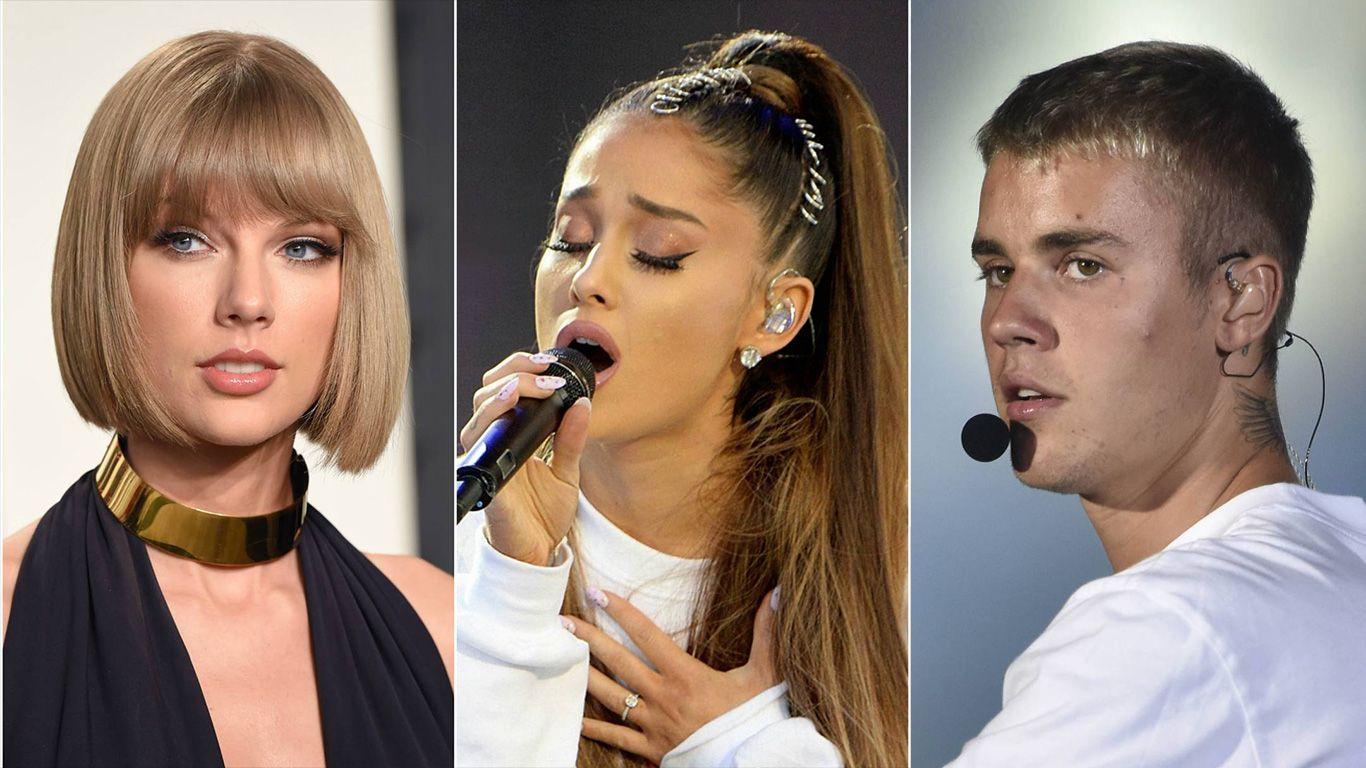 Jadi Artis Paling Disebut di Media Sosial, Jin BTS Ngalahin Taylor Swift dan Billie Eilish